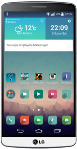 How to Customize LG G3 Built-in Icon Pack